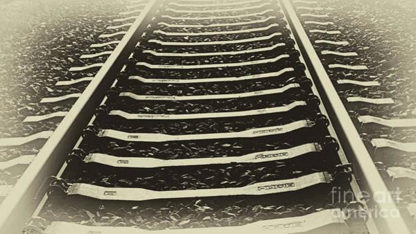 Photograph - Endloser Weg Endless Way by Eva-Maria Di Bella