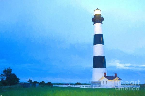 Bodie Painting - Enduring Hope by Dan Carmichael