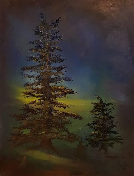 Painting - Enduring Strength                  78 by Cheryl Nancy Ann Gordon