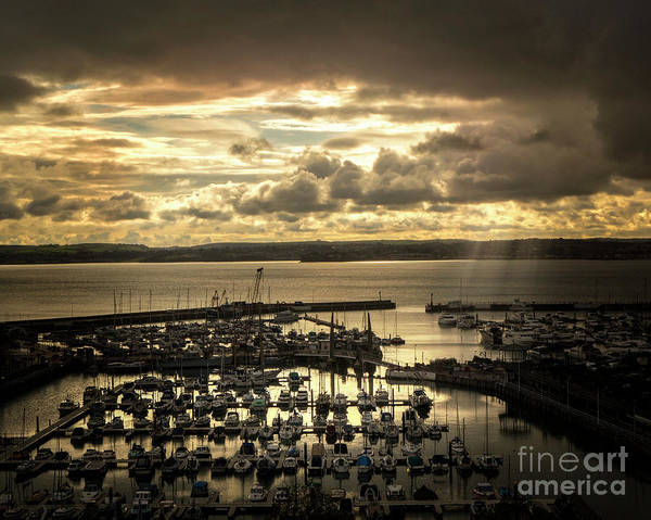 Photograph - End Of A Day by Edmund Nagele