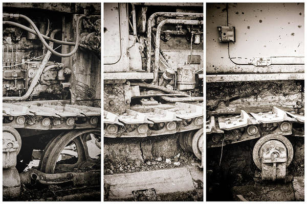 Photograph - Engine Heart by John Williams