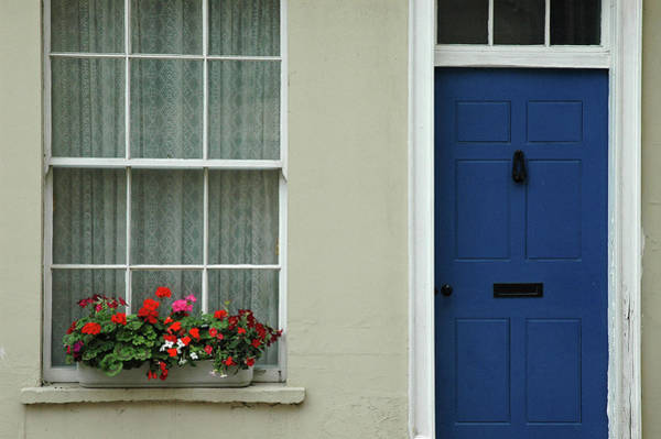 Photograph - England Blue by Bruce Gourley