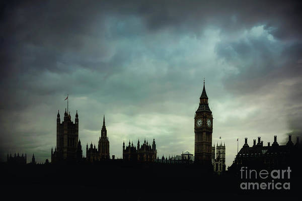 Wall Art - Photograph - England's Glory by Evelina Kremsdorf