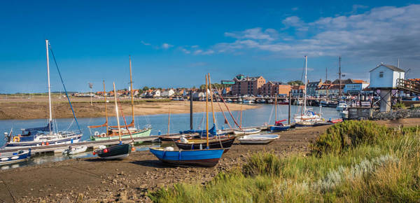 Photograph - English Quay by Nick Bywater