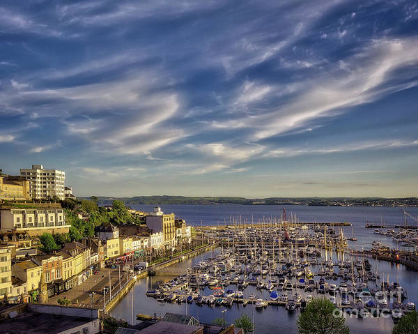Photograph - English Riviera by Edmund Nagele