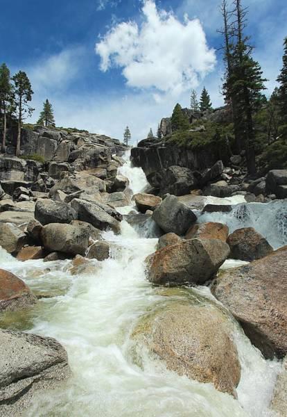 Photograph - Enjoy A Waterfall by Sean Sarsfield