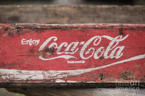Photograph - Enjoy Coca Cola by Teresa Wilson