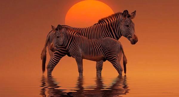Wild Life Mixed Media - Enjoy Life by Gabriella Weninger - David