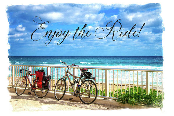 Photograph - Enjoy The Ride by Lynn Bauer