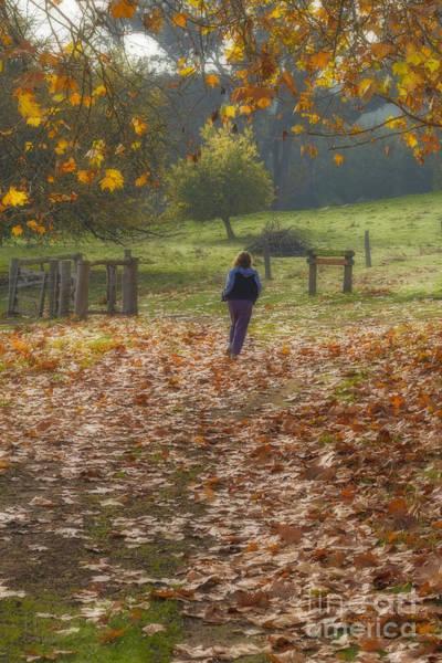 Photograph - Enjoying The Fall by Elaine Teague