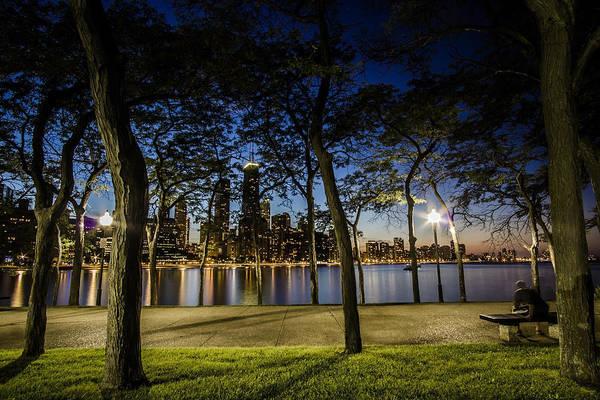 Photograph - Enjoying The View by Sven Brogren