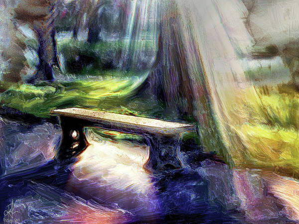Digital Art - Enlightened by Pennie McCracken