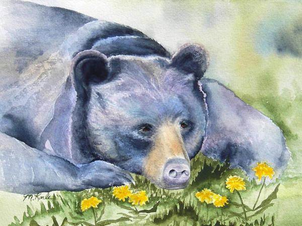 Painting - Ennui by Marsha Karle