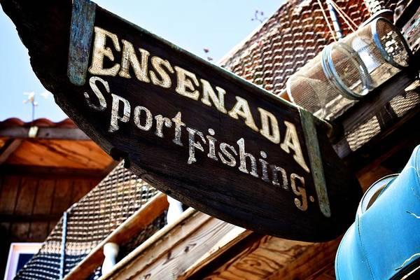 Ensenada Photograph - Ensenada Sportfishing Mexico by George Ohan