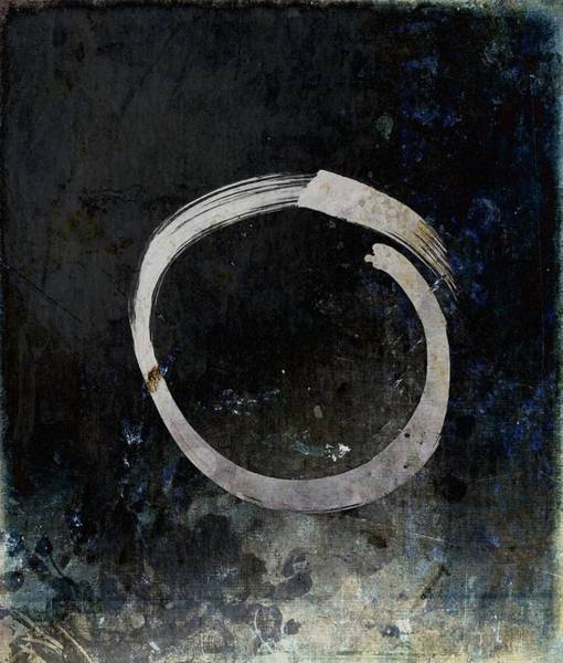 Painting - Enso #5 - Ghost by Marianna Mills
