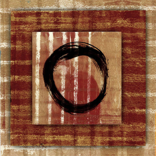 Wall Art - Photograph - Enso Layers by Carol Leigh