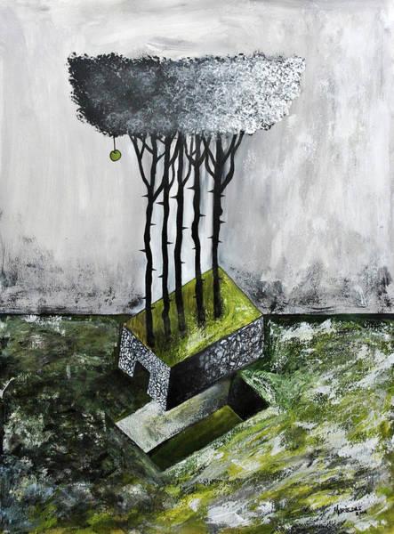 Painting - Enterrando La Morada De Los Desterrados by Lorenzo Muriedas