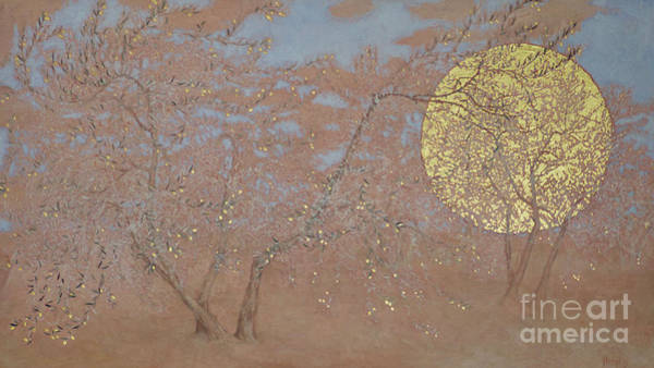 Wall Art - Painting - Enthusiasm by Angus Hampel