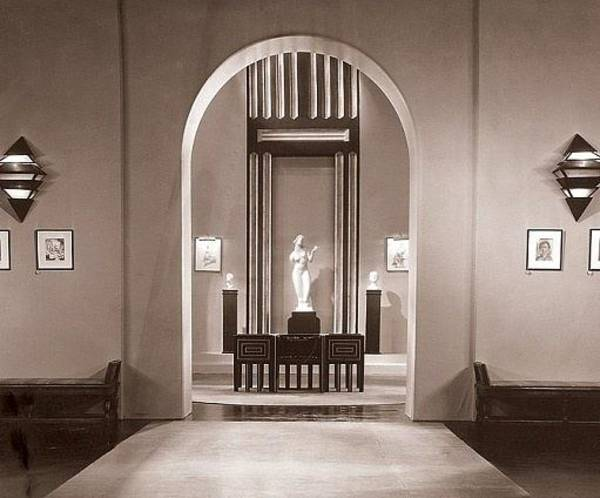 Photograph - Entrance Hall by Chuck Staley
