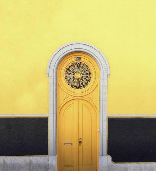 Photograph - Entrance by Karla Caloca