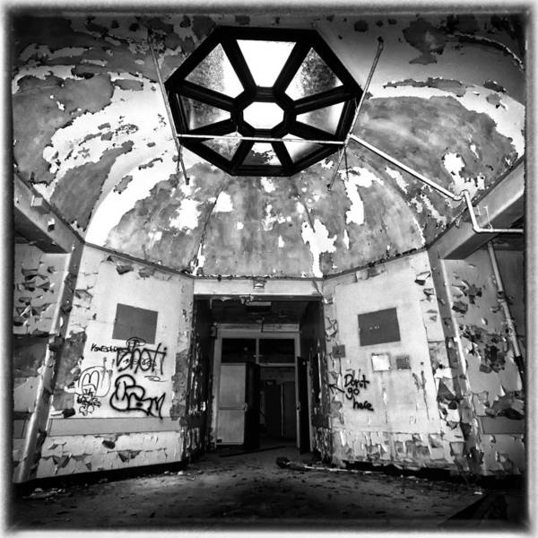 Photograph - Entry To Doom by Ghostwinds Photography