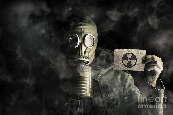 Contamination Photograph - Nuclear Threat by Jorgo Photography - Wall Art Gallery