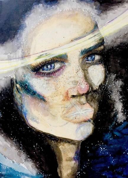 Rhea Painting - Ephemeral by Rhea Miranda