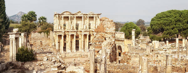 Wall Art - Photograph - Ephesus by HD Connelly