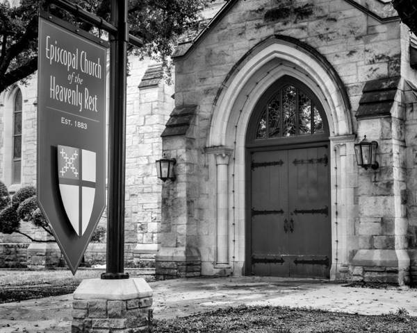 Wall Art - Photograph - Episcopal Church Of The Heavenly Rest #2 by Stephen Stookey