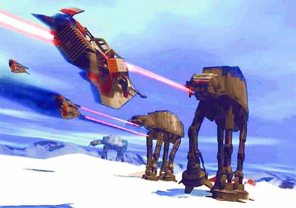 Star Wars Episode 3 Wall Art - Digital Art - Episode 1 Star Wars Art by Larry Jones