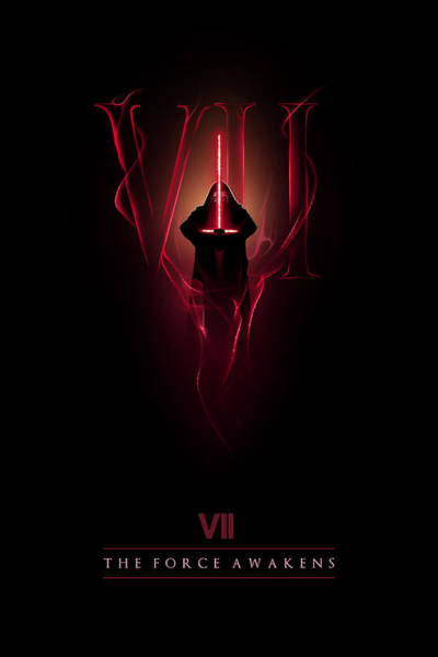 Sith Digital Art - Episode Vii by Alyn Spiller