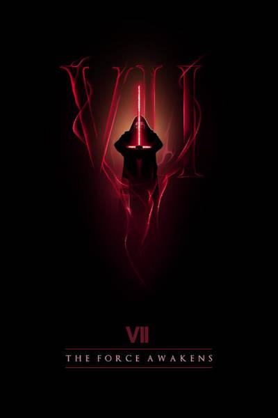 Jedi Digital Art - Episode Vii by Alyn Spiller