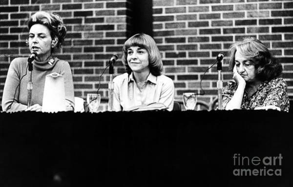 Photograph - Era Debate, 1978 by Granger