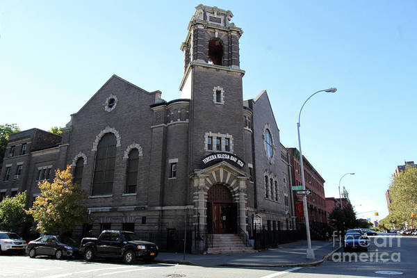 Photograph - Ercera Iglesia Baptist Church by Steven Spak