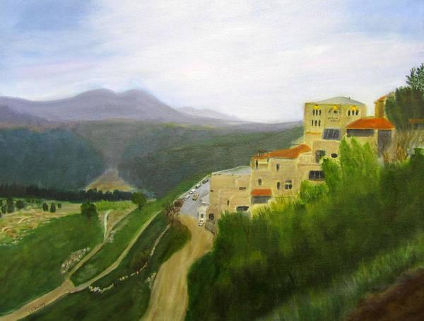 Painting - Erev Shabbat by Linda Feinberg