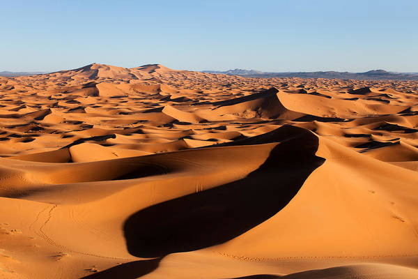Photograph - Erg Chebbi Before Sunset by Aivar Mikko