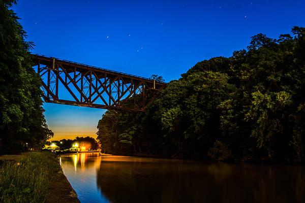 Photograph - Erie Twilight by Chris Bordeleau