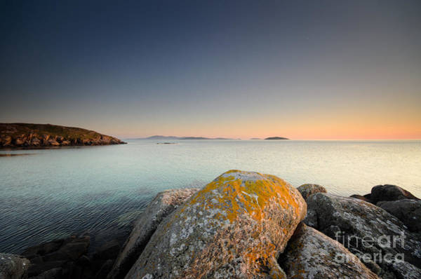 Outer Photograph - Eriskay Dusk by Smart Aviation