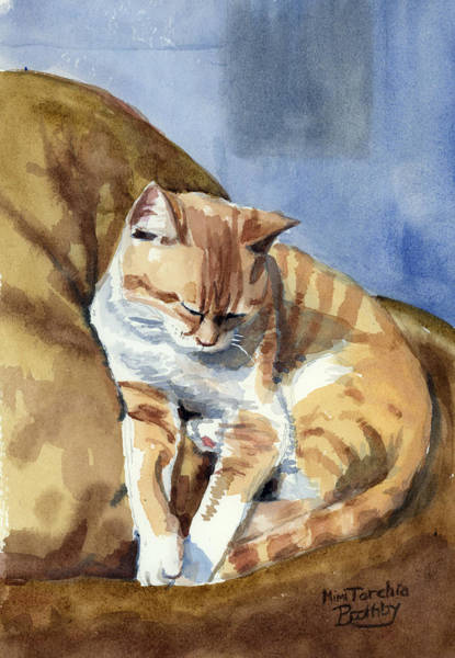 Painting - Ernesto by Mimi Boothby