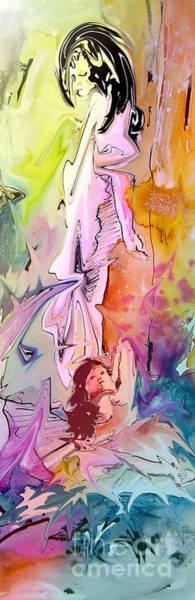 Painting - Eroscape 09 1 by Miki De Goodaboom