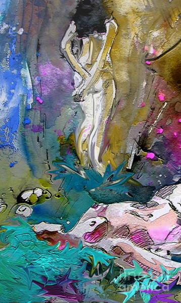 Painting - Eroscape 1104 by Miki De Goodaboom