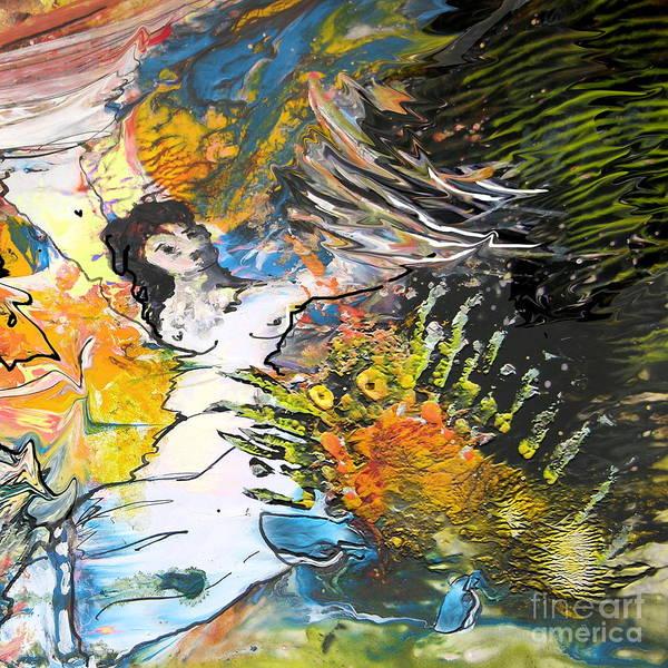 Painting - Erotype 07 2 by Miki De Goodaboom