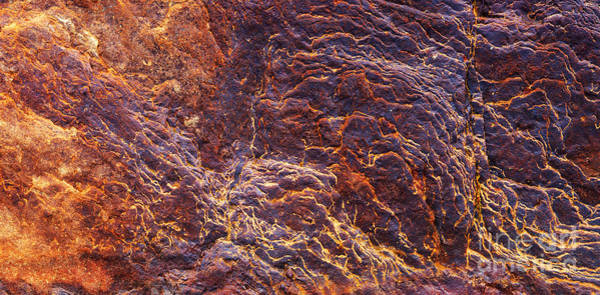 Deposits Wall Art - Photograph - Eruption by Tim Gainey