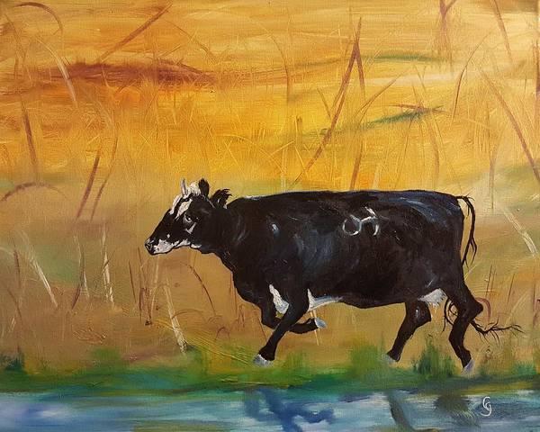 Painting - Escape        94 by Cheryl Nancy Ann Gordon