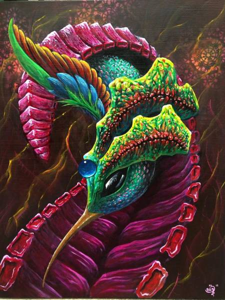 Ayahuasca Paintings (Page #2 of 4)   Fine Art America