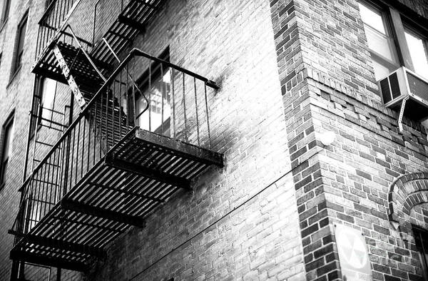 Wall Art - Photograph - Escape From 6th Street In Brighton Beach Brooklyn by John Rizzuto