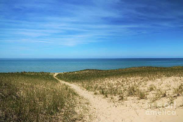 Photograph - Esch Beach by Rachel Cohen