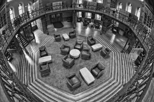 Photograph - Escher's Study by Neil Shapiro