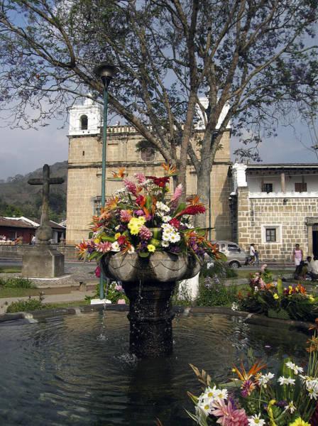 Photograph - Escuela De Cristo Church II Antigua by Kurt Van Wagner