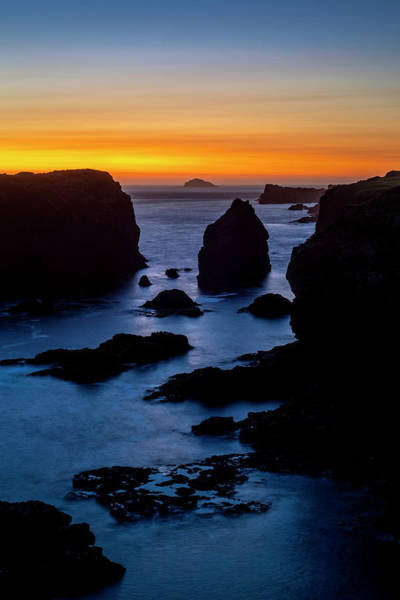 Photograph - Eshaness At Sunset by Arterra Picture Library